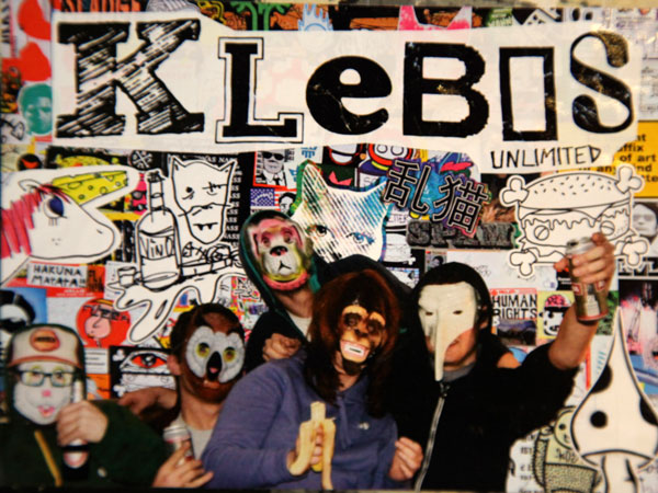 Klebos collage